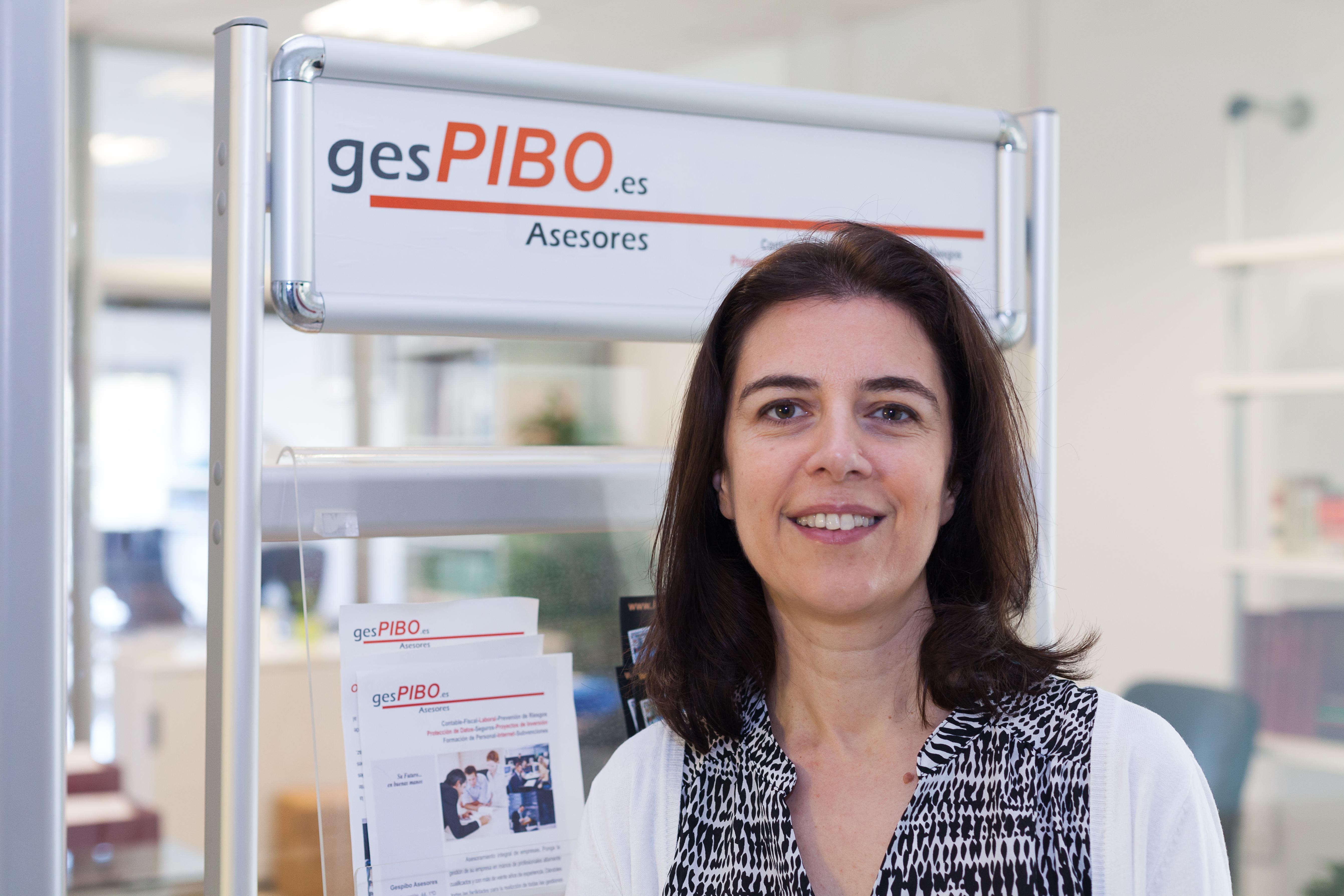 Carmen Toro. Responsable de Área Administración de GesPIBO.Asesoría de Sevilla y Aljarafe
