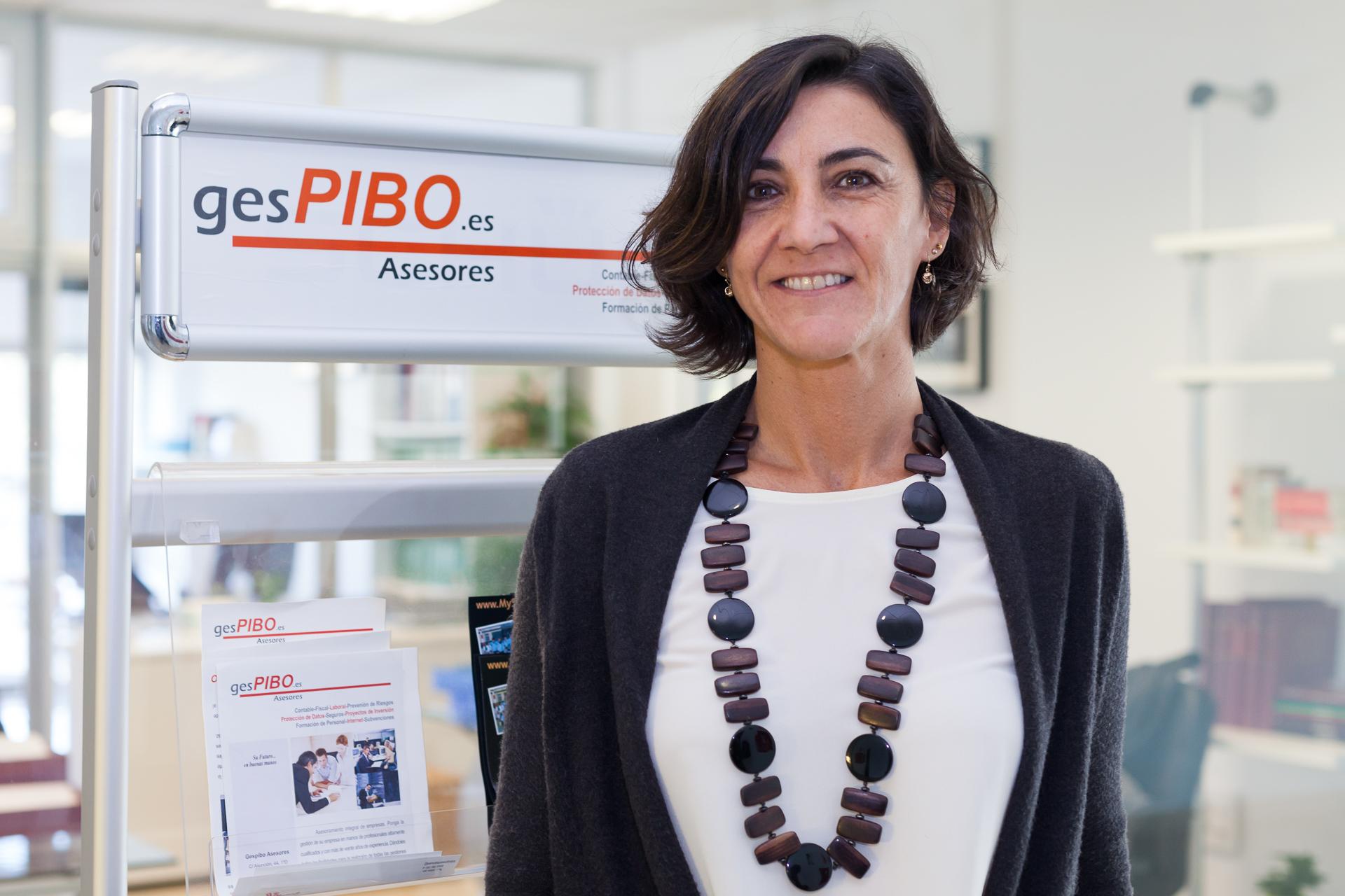 Marta Silva. Responsable Área Económica de GesPIBO. Asesoría de Sevilla y Aljarafe